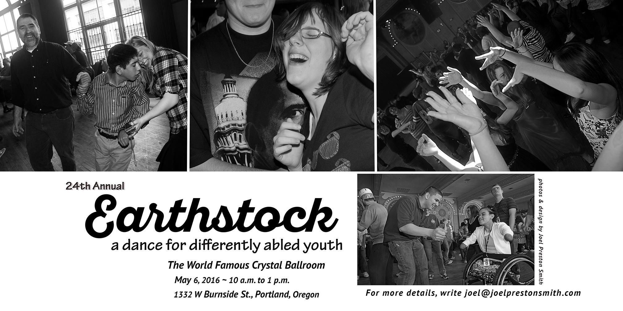 Earthstock poster